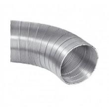 Hliníkové potrubí, Al, ohebné flexi průměr 80 mm, délka 3m
