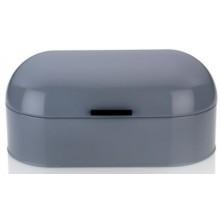 KELA Chlebník FRISCO kovový, světle šedý 44x21,5x22cm KL-11167