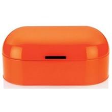 KELA Chlebník FRISCO kovový, oranžový 44x21,5x22cm KL-11173