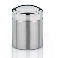 KELA Kosmetický koš ANO 1,5L nerez stříbrný KL-21381