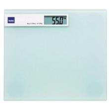 KELA Osobní váha digitální LINDA, skleněná bílá do 150kg KL-21299
