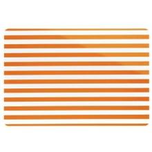 KELA Prostírání CADO oranžový pruh KL-10889