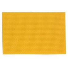 KELA Prostírání PLATO, polyvinyl, žluté 45x30cm KL-11366