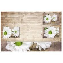 KELA Prostírání PICTURE květina KL-15037