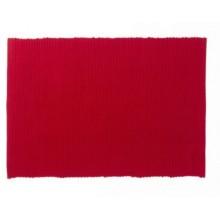 KELA Prostírání PUR 48 x 33 cm, červené KL-77765