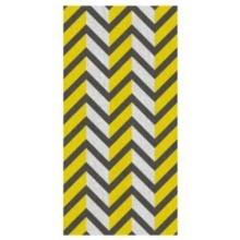 KELA Ručník 70x140cm LADESSA 100% bavlna, žlutá KL-22186