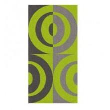 KELA Ručník 70x140cm LADESSA 100% bavlna, zelená KL-22188