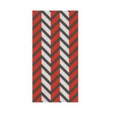 KELA ručník 70x140cm LADESSA 100% bavlna, červená KL-22204