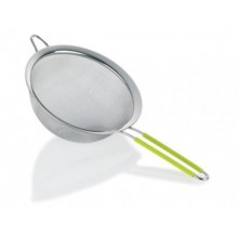 KELA Sítko nerez 20 cm COLINO zelené KL-11297