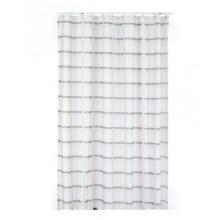 KELA sprchový závěs 180x200cm LANETA béžový KL-22099