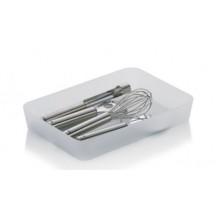 KELA Úložný díl do zásuvky GAVETA, PP-plast 26,5x18,5x4,5cm KL-11383
