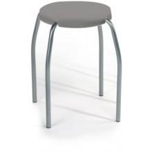 KELA Židle JERK plast , antracit KL-20114