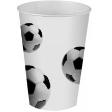 PAPSTAR papírový kelímek 0,2 l Soccer 82830