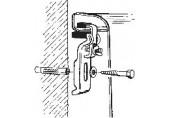 KERAMAG montážní pomůcka kotva k vaně/vaničce 653007000