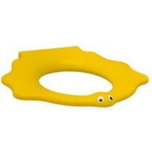 KERAMAG dětský sedací kruh KIND žluté (RAL 1023) bez poklopu 573372000