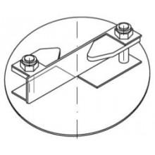 KERAMAG revizní uzávěrka z ušlechtilé oceli 500210000