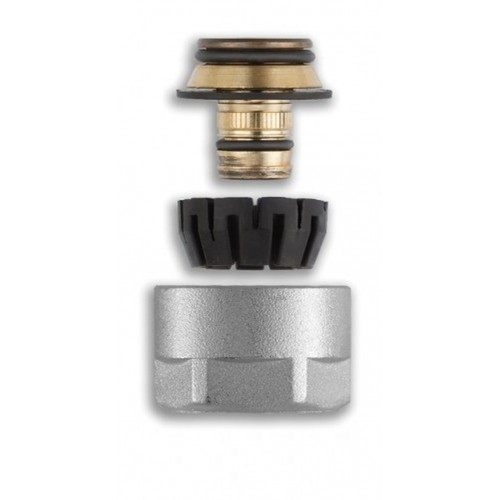 KERMI svěrné šroubení x-net 17 x 2mm, SFVZHKRV017