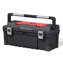 """KETER HAWK kufr na nářadí 26"""" black/red 17181010"""
