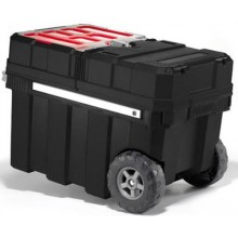 KETER MASTERLOADER kufr na nářadí black/red 17191709