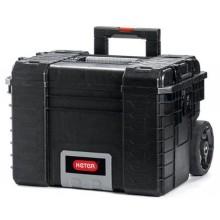 """KETER GEAR 22"""" kufr na nářadí pojízdný 56x47x48cm, černý/červený 17200383"""