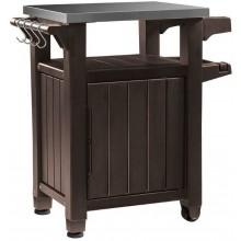 KETER ENTERTAINMENT Small multifunkční stolek, hnědá 17202663