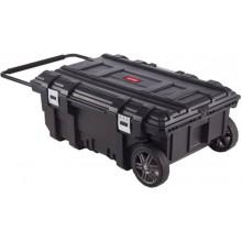 KETER ROC JOB BOX 95 L organizér na kolečkách 88x57x34,5cm černý 17200157
