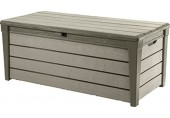 KETER BRUSHWOOD 455L zahradní úložný box 145 x 69,7 x 60,3 cm, taupe 17202631