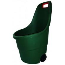 KETER EASY GO vozík, 55 l, zelená, 17182462