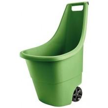 KETER EASY GO BREEZE 50L vozík, zelená 17199467