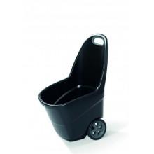 KETER EASY GO XL vozík, 62 l, antracitově zelená 17190643