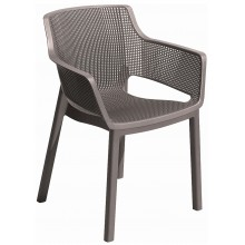 KETER ELISA zahradní židle, 57,7 x 62,5 x 79 cm, cappuccino 17209499