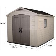KETER FACTOR Fortis 8 x 11 zahradní domek 17197917