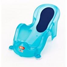 KETER TAMI Dětské lehátko do koupele, transparentní modrá 222675