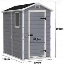 KETER MANOR 4 x 6 S zahradní domek 17197126