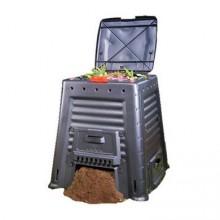 KETER MEGA 650L Kompostér, bez podstavce, černý 17184214