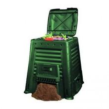 KETER MEGA kompostér 650l, bez podstavce, tmavě zelený 17184214