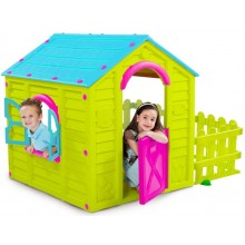 KETER MY GARDEN dětský domek, zelená/modrá 17197223