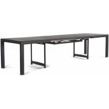 ALLIBERT SONATA Zahradní stůl 162 - 322 x 97 x 75 cm, grafit 17198527