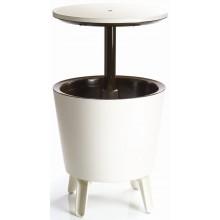 KETER Cool Bar Chladicí stolek krémový/hnědý 17186745