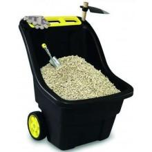 KETER SUPER Pro vozík, 150 l, černá 17182830