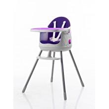 CURVER MULTI DINE dětská stolička, fialová/růžová 17202333