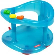 KETER AQUA Dětské sedátko do koupele, transparentní modrá 222676