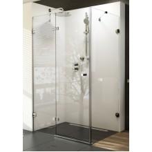 RAVAK Brilliant BSDPS-90/90 L sprchové dveře dvojdílné a stěna transparent 0UL77A00Z1
