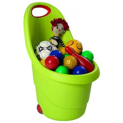 KETER KIDDIES GO vozík dětský, zelená 17183001