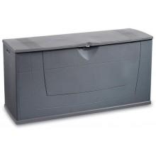 KIS KARISMA skladovací box 119x40x59cm dark grey 197L