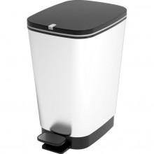 KIS CHIC BIN M STEEL odpadkový koš 40,5x26,5x45cm 35L
