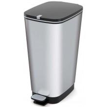 KIS CHIC BIN L STEEL odpadkový koš 29X44,5x60,5cm 50L