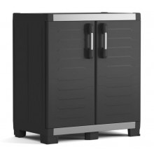 KIS GARAGE XL LOW skříň 89x54x95cm black