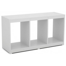 KIS KISKREO MODULE TRIPLE skříň trojitá 116,5x39,5x62cm bílá 8427400