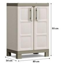 KIS EXCELLENCE XL LOW skříň 89x54x93cm beige 9681000